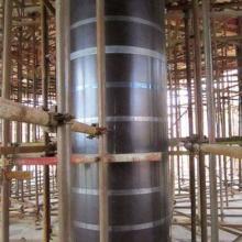 建筑圆柱木模板的三大优势,耐用价格低容易拆卸批发