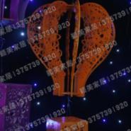 立体婚庆道具橱窗道具摆件热气球图片