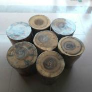 香樟木根雕圆凳图片