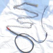 响鞭麒麟鞭甩鞭不锈钢鞭子健身鞭绳图片