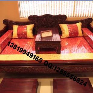 红木罗汉床价格图片