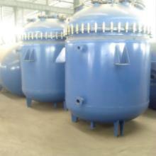 搪瓷反应釜500L+一诺 搪瓷反应釜 不锈钢反应釜 搪玻璃反应釜批发