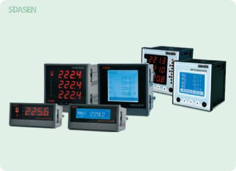 供应数码显示智能电力仪表