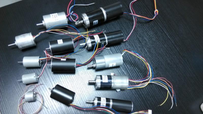 供应用于家用小电器的交直流无刷减速电机,