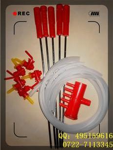 食用菌手动式注水针厂家 菌棒注水图片