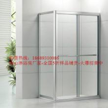 供应淋浴房钢化玻璃淋浴房钢化玻璃沐浴房简易沐浴房简易淋浴房