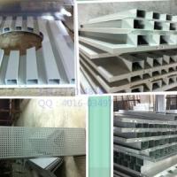 木纹长城铝板价格|厂家直销凹凸形长城铝板|长城铝板幕墙安装效果图
