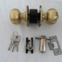 供应中山锁厂球形防盗锁室内锁具月牙锁
