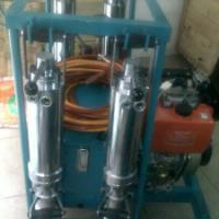 供应液压劈裂机井桩岩石拆除机械
