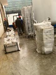 供应蒸汽加热水浴式汽化器的优点  工作原理