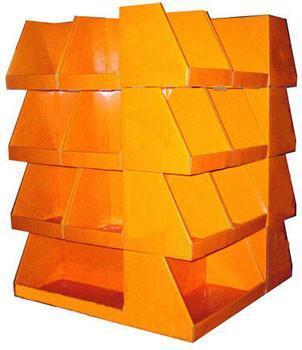 纸堆头展示架图片/纸堆头展示架样板图 (3)