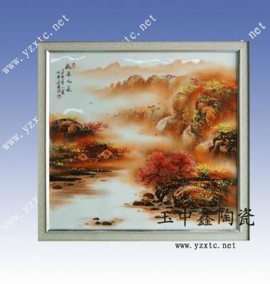 景德镇陶瓷瓷板画图片/景德镇陶瓷瓷板画样板图 (3)