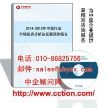 供应无机化工新材料市场监测报告
