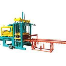 供应邢台制砖机彩砖机JF-QT5-20A型地砖单模产量18块图片