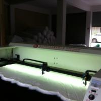 毛绒玩具激光切割机