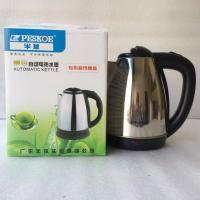 厂家批发半球电热水壶不锈钢 烧水壶1.8L