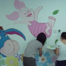 供应承接淄博幼儿园墙体彩绘工程批发