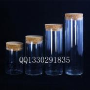 高透明玻璃樽图片