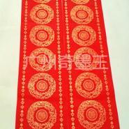 70克全年红印金双喜灯笼图案春联图片