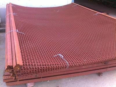供应乌鲁木齐高锰钢筛网
