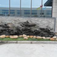 上海六灶哪里有制作最便宜英石叠山图片