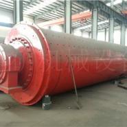 河南建矿2.2x11米高细粉球磨机价格图片