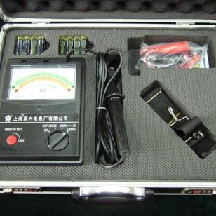 高压绝缘电阻表-六表厂图片