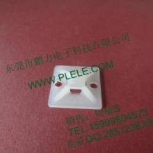 环保粘贴式扎带固定座HC101批发
