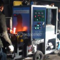 供应五金工具透热一体超音频感应设备厂家中清新能用于超音频感应炉图片