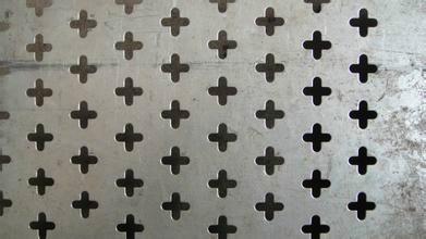 供应铝板冲孔装饰网