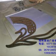 郑州做水晶字亚克力字电话图片