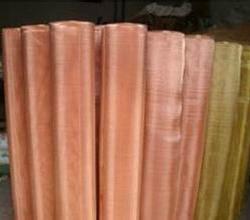 供应铜丝筛网