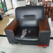 供应办公沙发换加厚西皮,沙发换超纤皮,沙发换进口牛皮,沙发订做布套图片