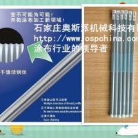供应osp挤压式沟纹刮棒线棒涂布器osp挤压式沟纹刮棒线棒涂布器