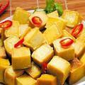 鱼豆腐复合调味料---蟹黄味图片