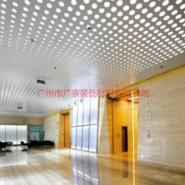 中山市铝合金方形扣板吊顶图片