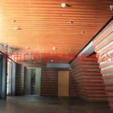 无锡铝方通吊顶批发 造型铝方通厂家 物流配送直达图片