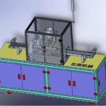 供应风扇页片组装组装设备