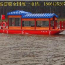 供应新款820画舫、景点游览船、电动画舫、观光船