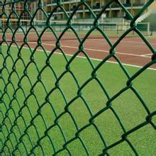 羽毛球场勾花网图片