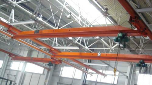LX型电动单梁悬挂起重机销售