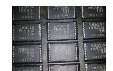 天津南�9lc�ak9f�_供应k9f2g08u0b-pcb0 单片机内存 三星tsop-48原装正品优势供应