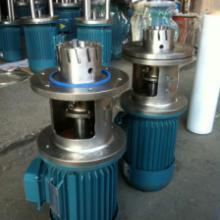 釜底乳化机、高剪切乳化机、乳化泵报价