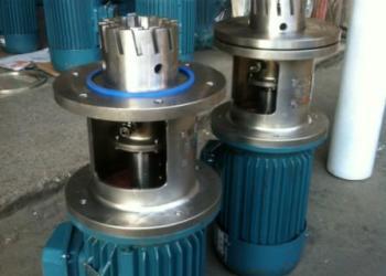 釜底乳化机、高剪切乳化机、乳化泵图片