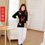 冬季女装有大量货源毛衣便宜批发图片