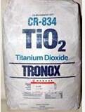 代理科美基钛白粉CR834钛白粉CR826原装进口钛白粉
