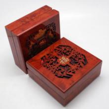 供应东莞玉器包装盒高档玉器木质包装盒批发