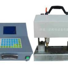 供应钢板打字机 钢板打标机 钢板刻字机 钢板打号机 钢瓶打标机 钢板打码机