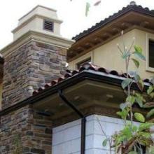 供应张家口彩铝落水系统成品天沟办事处