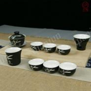 高档手绘陶瓷台湾陆宝功夫茶具套装图片